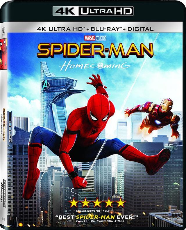 画像: 映画番長の銀幕旅行 9/6公開:ソニー&マーベル共同製作 『スパイダーマン:ホームカミング』(UHD BD)