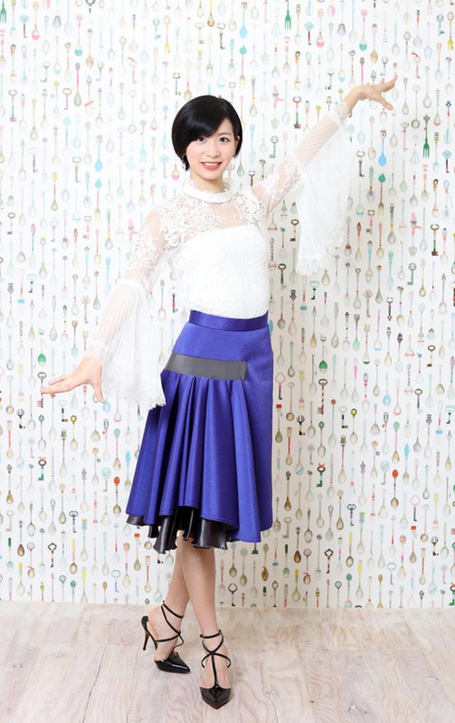 画像: 服部彩加/初めての演技で主役に大抜擢! 映画「ANIMAを撃て!」で、渾身のダンスを披露