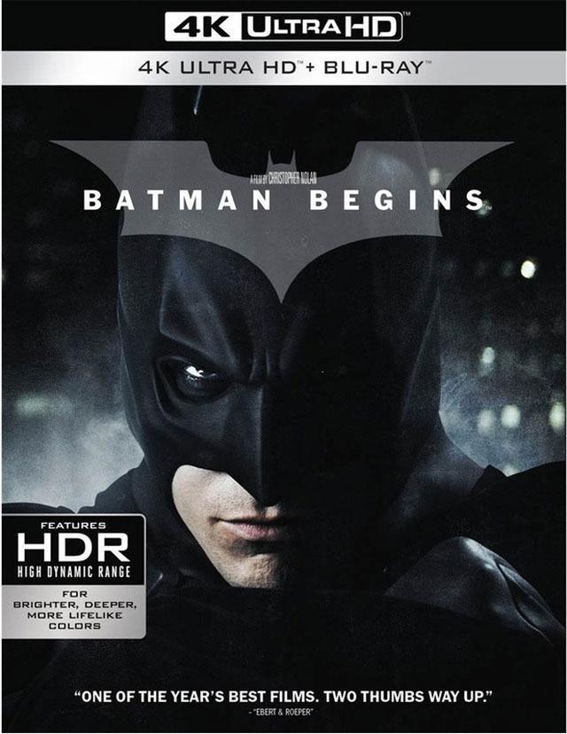 画像: 映画番長の銀幕旅行 11/08公開:クリストファー・ノーラン4K祭り『バットマン ビギンズ』『インターステラー』他(4K UHD)