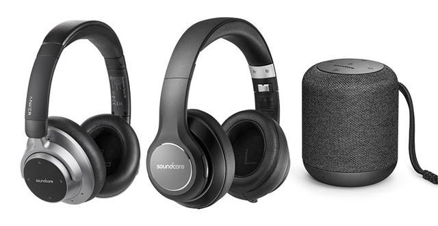 画像: Soundcore、Bluetoothヘッドホン「Space NC」「Vortex」とBluetoothスピーカー「Motion Q」を発売