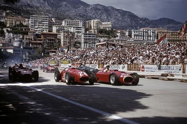 画像: フェラーリを駆ってサーキットを駆け抜けた、伝説のF1ドライバーたちに迫ったBD&DVD「フェラーリ 不滅の栄光」発売