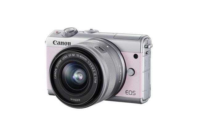 画像: キヤノン、人気のミラーレス一眼「EOS E100」に新色ピンクを限定発売。エントリーモデル「EOS Kiss X90」も登場
