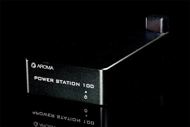 画像: AROMA、ポータブルヘッドホンアンプA10専用の外部電源ユニット「PS100」発売。クリーンな電源供給を担う