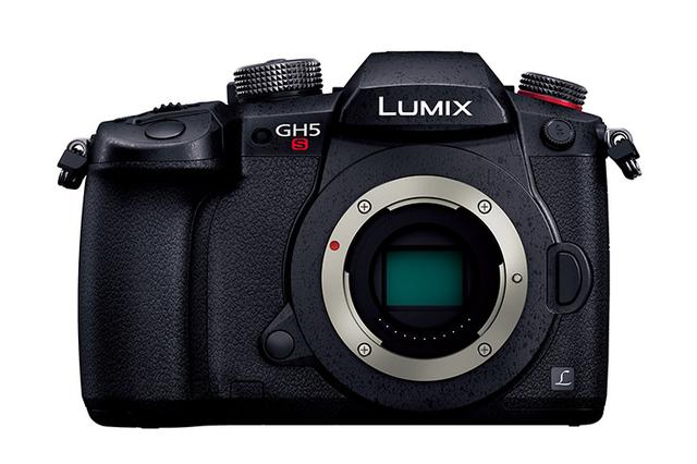 画像: パナソニック、ミラーレス一眼カメラLUMIX「GH5S」を1/25発売。高感度性能アップとCinema4K/60p動画撮影に対応