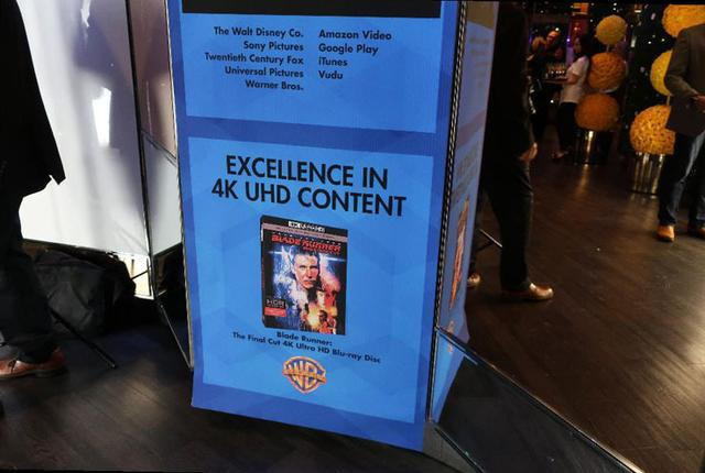 画像: 【麻倉怜士のCES2018レポート01】2017年度のアメリカDEG大賞決定。ソフト部門は『Blade Runner』4K版が受賞