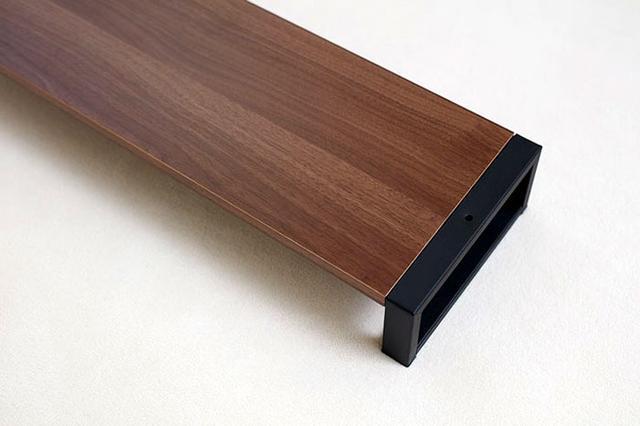画像: キングジム、机の上をすっきり片づけられる収納棚「デスクボード」に、木製タイプ4種類をラインナップ追加。9月15日発売