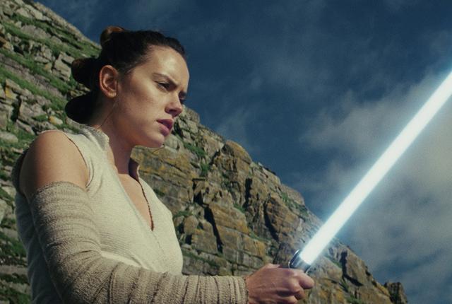画像: 『スター・ウォーズ/最後のジェダイ』こそ待ち望んだ新時代のSW! 『帝国の逆襲』と並ぶ大快作だ