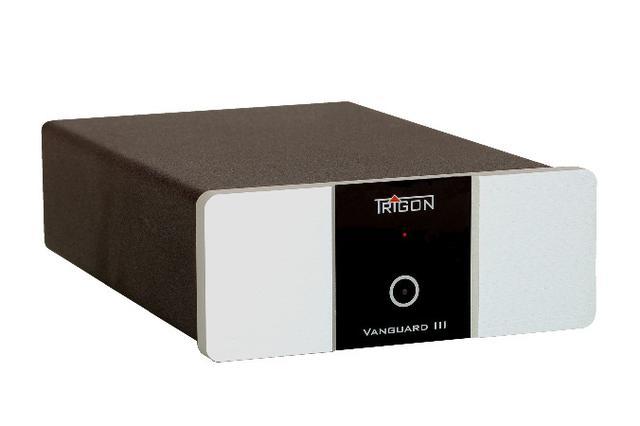 画像: TRIGON、MM/MC対応フォノイコライザーアンプ「Vanguard III」を10/30に発売。11万円