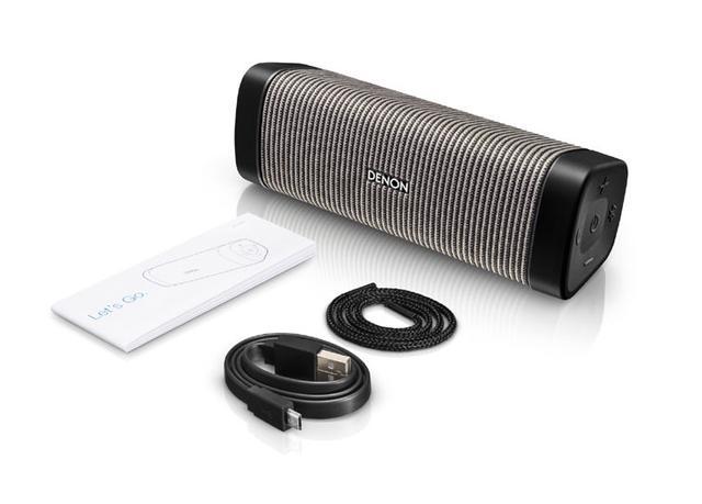 画像: DENON、Bluetoothスピーカー「Envaya」シリーズに、持ち運びやすさをアップしたニューモデル3機種を投入