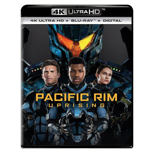 画像: 映画番長の銀幕旅行:『パシフィック・リム:アップライジング』UHD Blu-ray海外発売。巨大ロボvs.怪獣、新たなる大激戦
