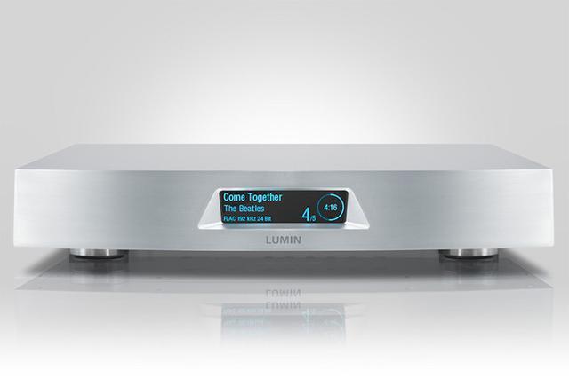 画像: LUMINのネットワークトランスポート「U1」、最新ファームウェアで最大384kHz/24bitのMQA音源をサポート