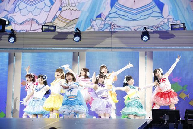 画像: 【Aqours 2nd LoveLive!ライブレポート】9人の飛躍的な成長に驚いたAqours 2nd LIVE、最終日をレポート!