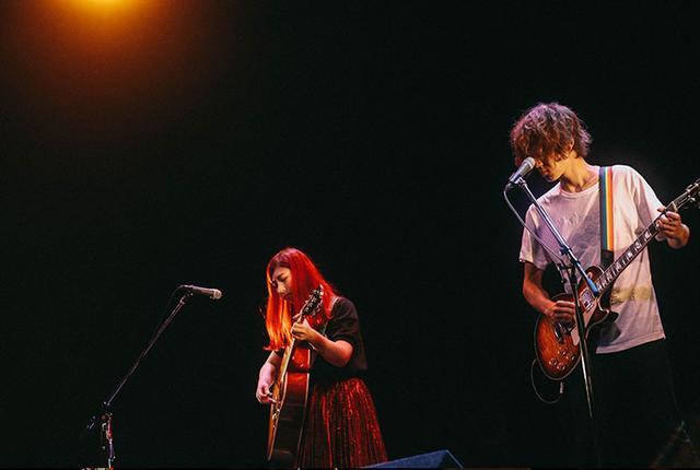 画像: moraがロックバンドGLIM SPANKYの3rdアルバム発売記念ハイレゾ試聴&ライブイベント開催。音の良さに本人たちも大興奮