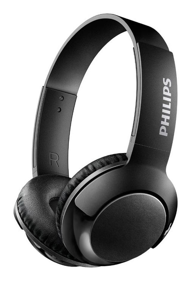 画像: フィリップス、重低音にこだわったBluetoothヘッドホン「SHB3075」。11月上旬より発売。8000円