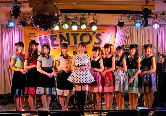画像: ハコイリ・ムスメ/80~90年代のアイドル・ポップスを継承するグループが元おニャン子・渡辺美奈代と黄金コラボを披露
