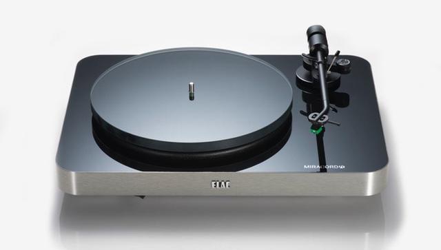 画像: ELAC、シンプルで精悍なアナログプレーヤー「MIRACORD 70」、4月に発売。カートリッジ付で24万円