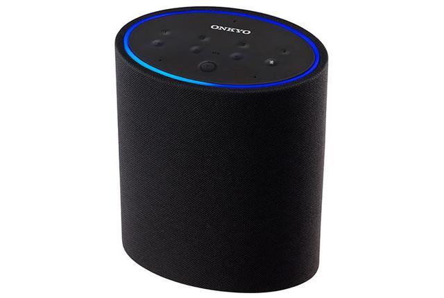 画像: オンキヨー、Amazon Alexa対応スマートスピーカー「P3」を11月下旬発売。DTS Play-Fi搭載でSpotifyも楽しめる