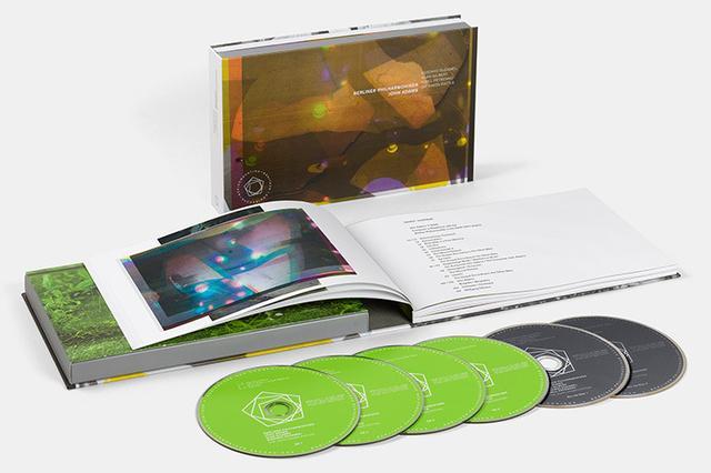 画像: ベルリン・フィルの新アルバム「ジョン・アダムズ・エディション」が11/20発売。PrimeSeatで先行ハイレゾ試聴を配信中