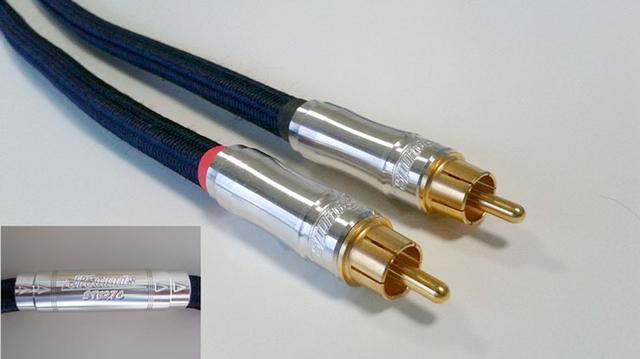 画像: JFSounds、マグネシウムで制振効果をアップさせたラインケーブル「STB27C」、「STB27C-Plus」を9月より順次発売