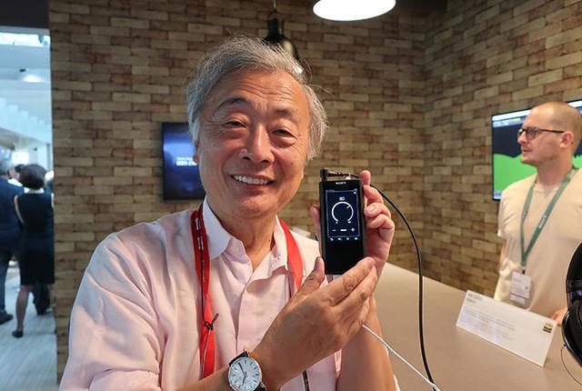 画像: 【麻倉怜士のIFA 2017報告】Vol.01:ソニーのハイレゾ・ウォークマン「NW-ZX300」の音は特上的に素晴らしい