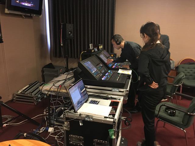 画像: ABCラジオの中継現場で活躍するローランド O・H・R・C・A M-5000C 選定理由とその使いこなしについて伺った