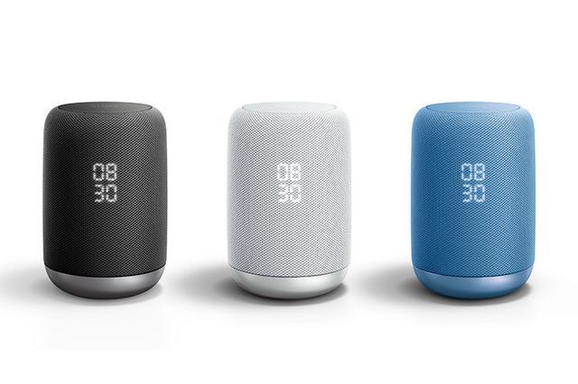 画像: ソニー、AIスマートスピーカー「LF-S50G」を2.5万円で12/9発売。Google Assistant搭載、ジェスチャー操作にも対応