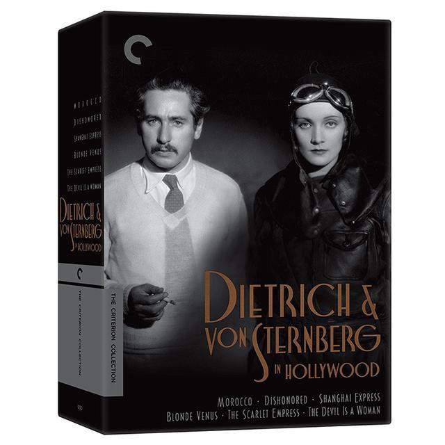 画像: 映画番長の銀幕旅行:名匠ジョセフ・フォン・スタンバーグ監督×マレーネ・ディートリッヒのコンビ6作BD-BOX