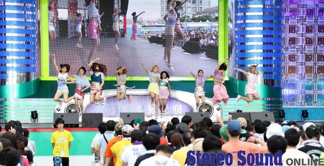 画像: 東京パフォーマンスドール/TIF4年連続登場の人気グループが、新ユニットも含む多彩なステージでキラキラした夏を運ぶ
