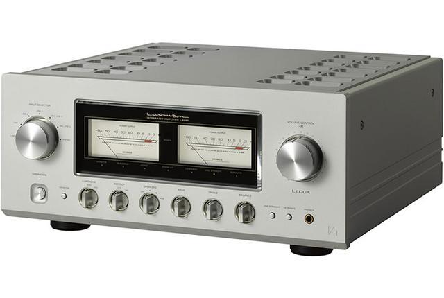 """画像: ラックスマン、""""ワンボディセパレート""""がコンセプトの最上位プリメインアンプ「L-509X」を9月下旬に発売。78万円"""
