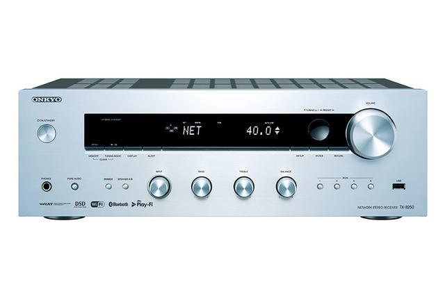 画像: オンキヨー、アンプ内蔵ネットワークステレオレシーバー「TX-8250」を発売。ネット、ハイレゾ、レコード等にこれ1台で対応