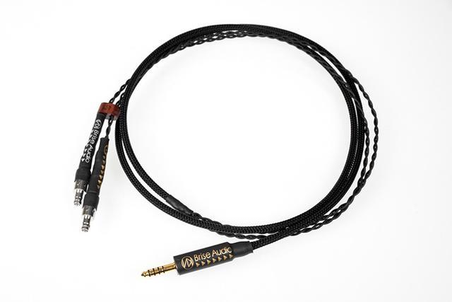 画像: ブリスオーディオ、リケーブル「STD001HP Ref.」「UPG001HP Ref.」にゼンハイザーHD 800 S用を追加