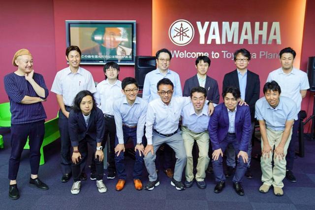 画像: ヤマハミュージックジャパンが開催販売の最前線を担う「ニューリーダー会」