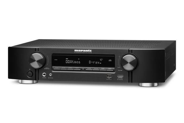 画像: マランツの薄型AVセンター「NR1608」は、音質・機能が充実した得がたいコンパクト機だ