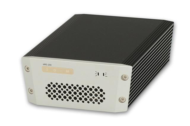 画像: SOtMのネットワークトランスポート「sMS-200」、最新ファームウェアアップデートでNAS機能が追加