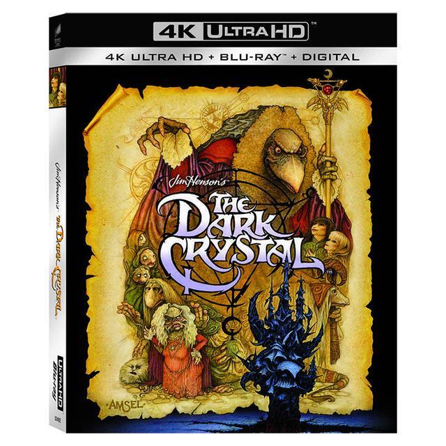 画像: 映画番長の銀幕旅行12/21:『ダーククリスタル』ジム・ヘンソンのマペット芸術を4Kで!(UHD Blu-ray)