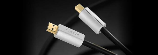 画像: fidata、オーディオ用USBケーブル「HFU2」シリーズを発売。無酸素銅に銀メッキを施したこだわりの製品