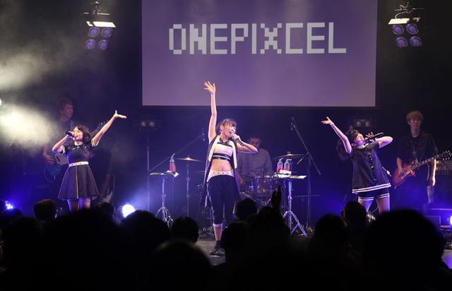画像: OnePixcel/2周年記念ライブを誕生の地、マウントレーニアで開催! 「みんなに祝福されて幸せです。3年目も突っ走ります!」