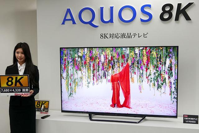 画像: 【HiVi編集部の目】3つのポイントで考察。シャープが初の家庭用8K液晶テレビ、アクオス「LC-70X500」を投入したインパクト