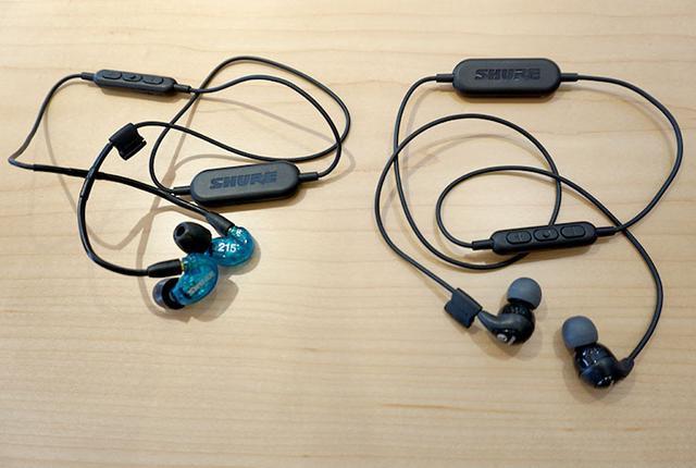 画像: シュア、初のBluetoothイヤホン「SE215 Wireless」と「SE112 Wireless」を発表。MMCX対応BTリケーブルも発売