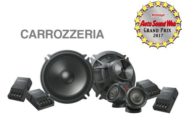 画像: Auto Sound Web GP 2017:カロッツェリア「TS-V173S」が選ばれた理由