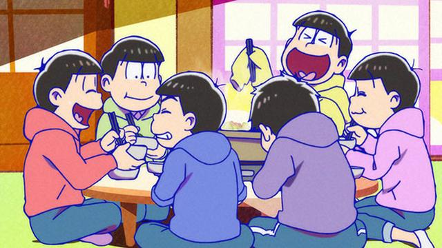 画像: 鳥居一豊のアニメノヲト第10回:『おそ松さん第2期』。ハイテンションギャグも楽しいが、音楽にも大注目!!