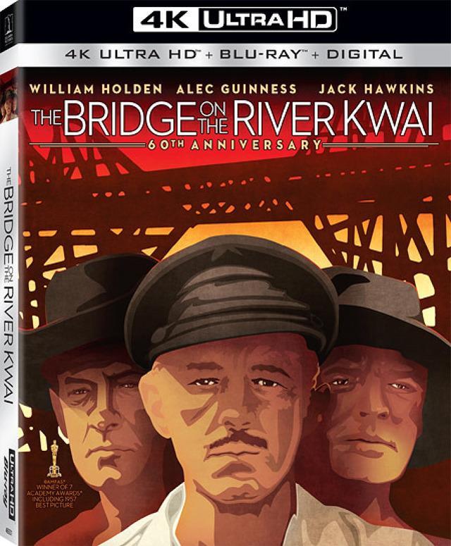 画像: 映画番長の銀幕旅行 7/20公開:4Kで蘇る名画クラシック 『戦場にかける橋』(4K UHD BD、60周年記念エディション)