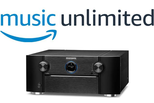 画像: マランツのAVアンプ「SR8012」等全3機種がファーム更新でAmazon Music Unlimited対応