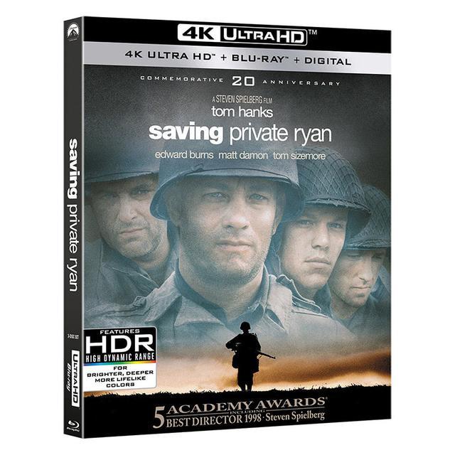 画像: 映画番長の銀幕旅行3/6:『プライベート・ライアン』スピルバーグ監督戦争大作が4K UHD Blu-rayで登場!