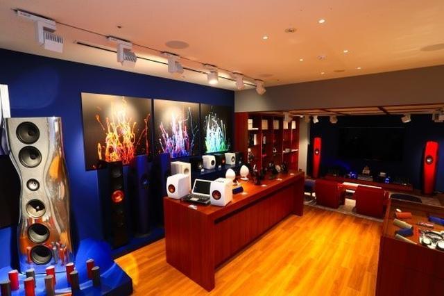 画像: 7/21、KEFが東京・丸の内に日本初のショールーム「KEF MUSIC GALLERY」をオープン。各製品が試聴できる