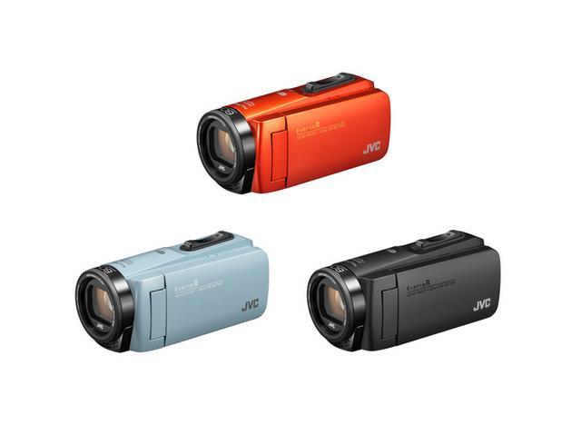 画像: JVC、防水性能を高めたアウトドア用ビデオカメラ「GZ-RX680」、「GZ-R480」を2月中旬に発売