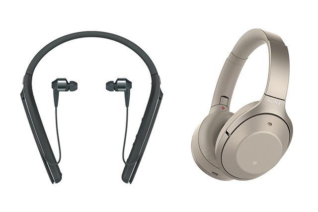 画像: ソニー、aptX HD/LDACで無線でもハイレゾを楽しめるBTイヤホン「WI-1000X」BTヘッドホン「WH-1000XM2」発売