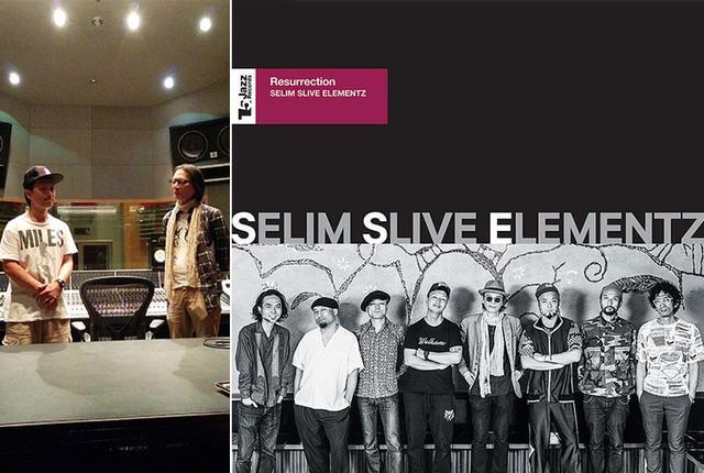 画像: ジャム・バンドSELIM SLIVE ELEMENTZのデビュー作発売を記念して試聴会を開催。高品位録音は必聴の価値アリ