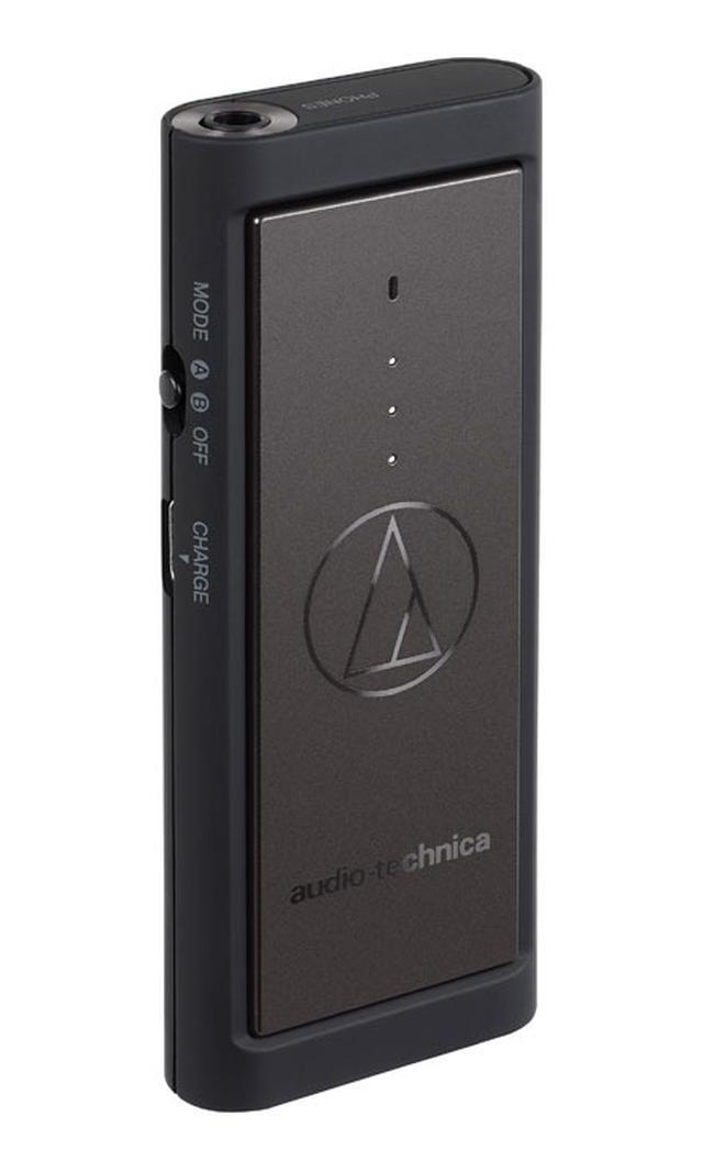 画像: オーディオテクニカ、Bluetoothヘッドホンアンプのニューモデル「AT-PHA55BT」、11/10より発売。1万5000円!
