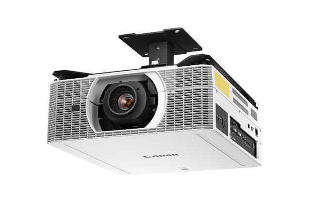 画像: キヤノン、ビジネス用高輝度プロジェクター「WUX7000Z」ほか、全7モデルを発表。6月上旬より順次発売